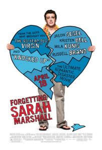 Peter and his broken heart from Forgetting Sarah Marshall.