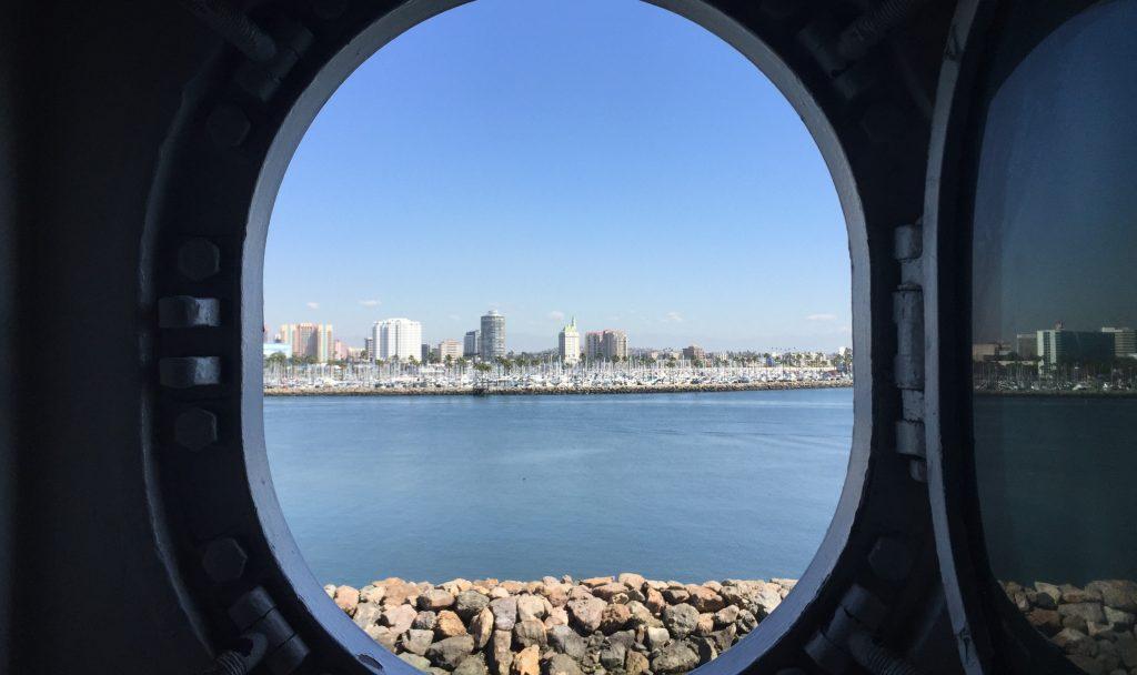Port hole travel