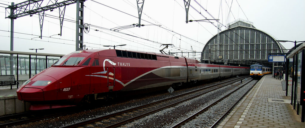 Thalys-train